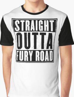 Mad Max - Fury Road Graphic T-Shirt
