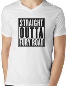 Mad Max - Fury Road Mens V-Neck T-Shirt