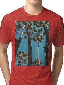 Palm Trees LA Tri-blend T-Shirt