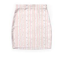 Pink Birch Mini Skirt