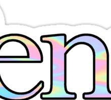 Penn Logo  Sticker
