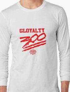 Chief Keef / GLOGANG/ 300 / 3HUNNA Long Sleeve T-Shirt