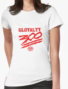 Chief Keef / GLOGANG/ 300 / 3HUNNA Womens Fitted T-Shirt