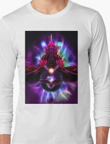Dragon Orb Long Sleeve T-Shirt