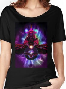 Dragon Orb Women's Relaxed Fit T-Shirt
