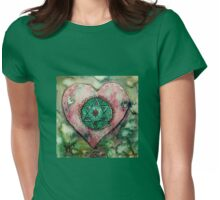Anahata Womens Fitted T-Shirt