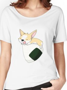 Sushi Rice Ball Women's Relaxed Fit T-Shirt