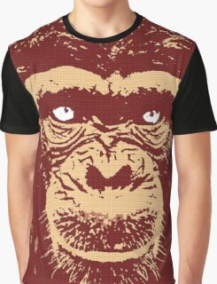 CHIMPANZEE-2 Graphic T-Shirt