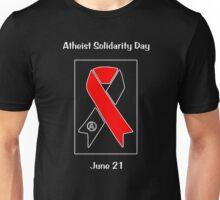 Atheist Solidarity Day -- June 21 Version 2 Unisex T-Shirt
