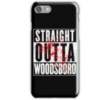 woodsboro iPhone Case/Skin