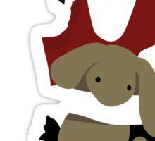 Mathilda Sticker