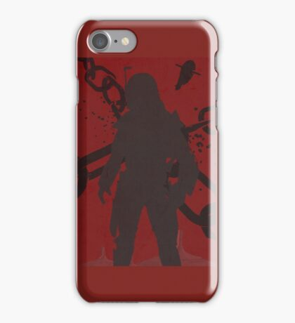 Star Wars Jango Fett Unchage - Django Unchained iPhone Case/Skin