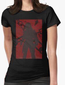 Star Wars Jango Fett Unchage - Django Unchained Womens Fitted T-Shirt