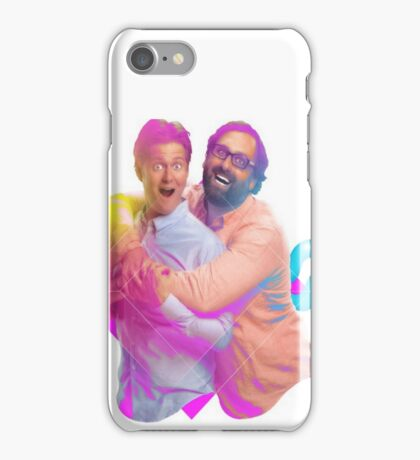 tim and eric awesome show iPhone Case/Skin