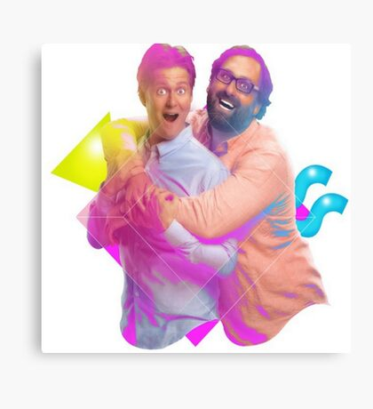 tim and eric awesome show Canvas Print