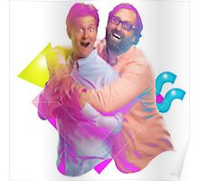 tim and eric awesome show Poster