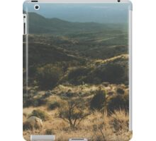 Airzona Mountains iPad Case/Skin