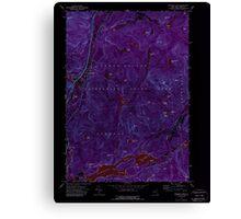 New York NY Paradox Lake 136771 1973 24000 Inverted Canvas Print