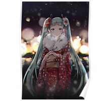 Hatsune Chan Chinese New Year Poster