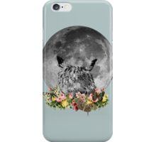 Holy owl iPhone Case/Skin