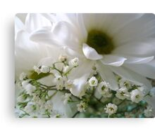 Baby's Breath and More......^ Canvas Print