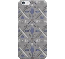 Cold Occult iPhone Case/Skin