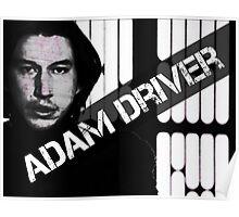 Adam Driver Poster