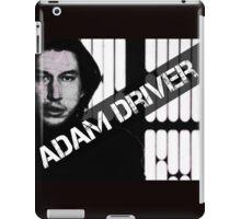 Adam Driver iPad Case/Skin