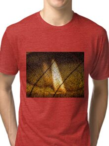 Flame's Reflection Tri-blend T-Shirt