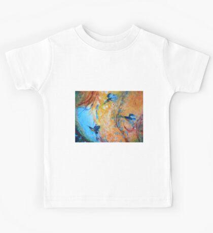 Kingfisher Colours Kids Tee