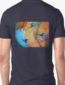 Kingfisher Colours Unisex T-Shirt