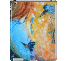 Kingfisher Colours iPad Case/Skin