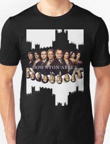 Downton Abbey Poster T-Shirt