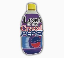 Krystal Pepsi!  by djchainix