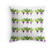 Repeating Roots Throw Pillow