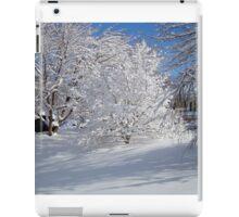 Glistening Trees ^ iPad Case/Skin