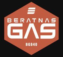 Beratnas GAS company - The Expanse One Piece - Short Sleeve