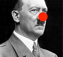 Hitler Clown by mmxx
