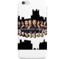 Downton Abbey Light Version iPhone Case/Skin