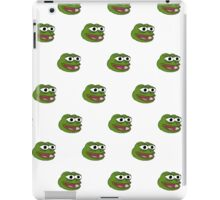 Multiple Pepe the frog design. iPad Case/Skin