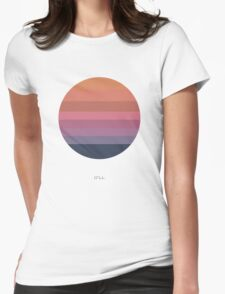Tycho Awake (Sun Design) Womens Fitted T-Shirt