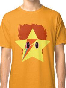 Starman Waiting in the Sky Classic T-Shirt