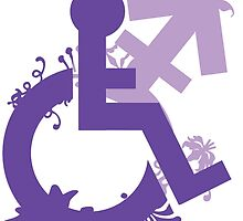Disabled and Non-Binary 2 by HopeandHandler