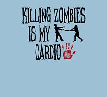 Killing Zombies Is My Cardio T-Shirt