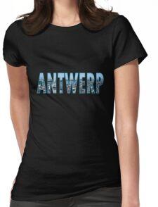 Antwerp Womens Fitted T-Shirt