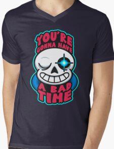 You're Gonna Have A Bad Time Mens V-Neck T-Shirt