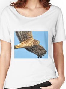 Mystical Hawk Women's Relaxed Fit T-Shirt