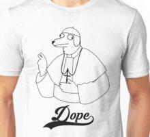 Dope (dog pope) Unisex T-Shirt
