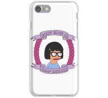 Crap Attack // Tina Belcher iPhone Case/Skin