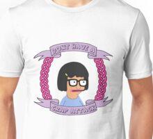 Crap Attack // Tina Belcher Unisex T-Shirt